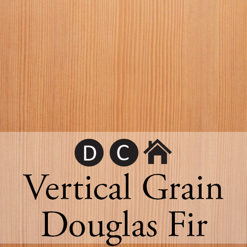 vertical grain douglas fir