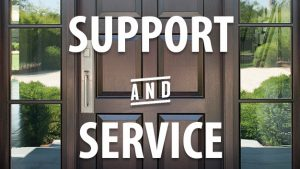 service and support NEW